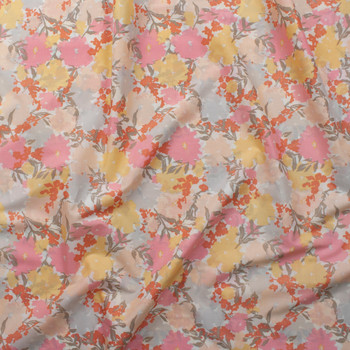 Petally Sweet Cotton Voile by Art Gallery Fabrics Fabric By The Yard - Wide shot