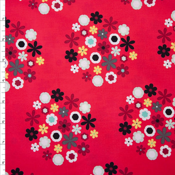 Nordica 8606 Quilter's Cotton from Art Gallery Fabrics Fabric By The Yard