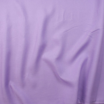 Lavender Midweight Irish Linen Fabric By The Yard - Wide shot