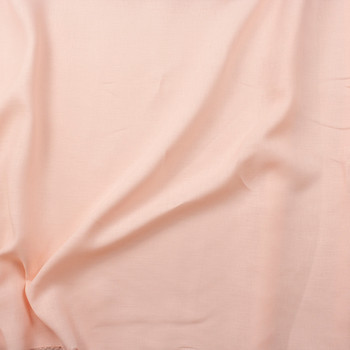 Blush Midweight Irish Linen Fabric By The Yard - Wide shot