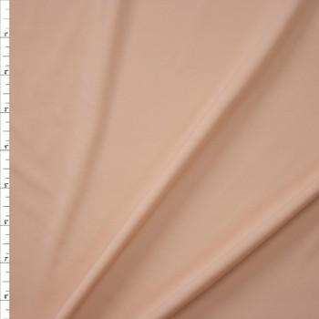 Light Tan Premium Nylon/Spandex Fabric By The Yard