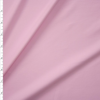 Pink Midweight Nylon Spandex Fabric By The Yard