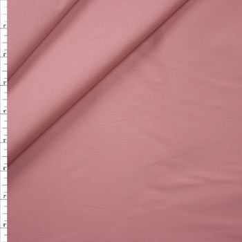 Light Rose Stretch Cotton Broadcloth Fabric By The Yard
