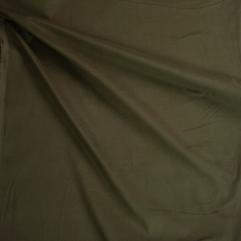 Olive Baby Wale Corduroy Fabric By The Yard - Wide shot