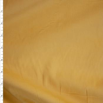 Light Yellow Baby Wale Corduroy Fabric By The Yard