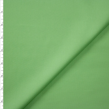 Mint Designer Cotton Twill Fabric By The Yard