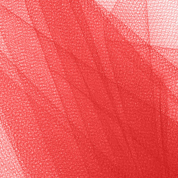 "Cardinal Red 72"" Nylon Net"