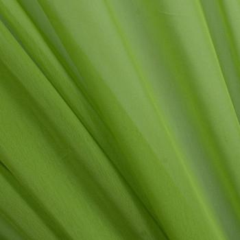 Lime Green Two-Tone Chiffon