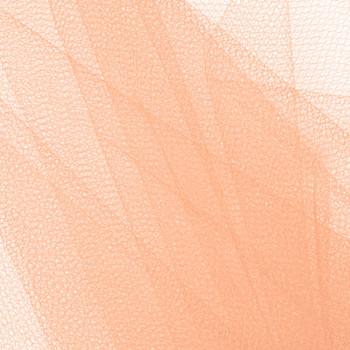 "Apricot 72"" Nylon Net"