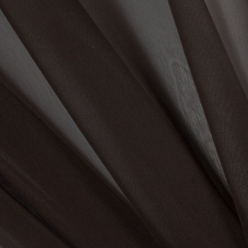 Brown Two-Tone Chiffon