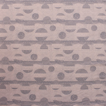 Via Blush Geometric Quilter's Cotton Print from Boundless Fabrics Fabric By The Yard - Wide shot