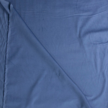 Cadet Blue Midweight Baby Wale Corduroy Fabric By The Yard - Wide shot