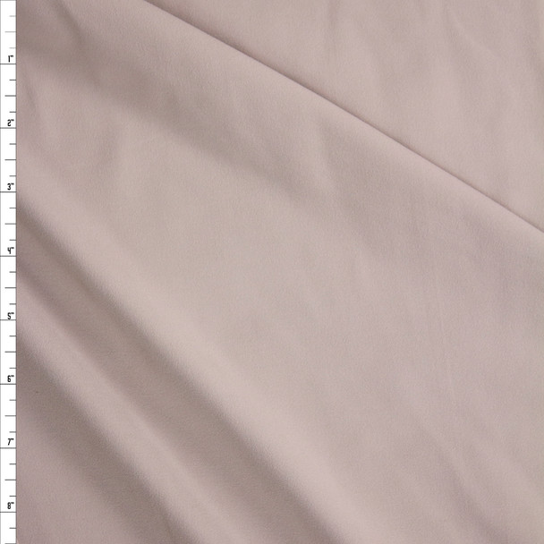 Sand Brushed Tactel Midweight Athletic Knit Fabric By The Yard