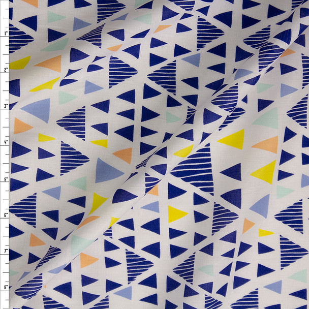 Mojave Illuminated Cotton Voile From 'Art Gallery Fabrics' Fabric By The Yard