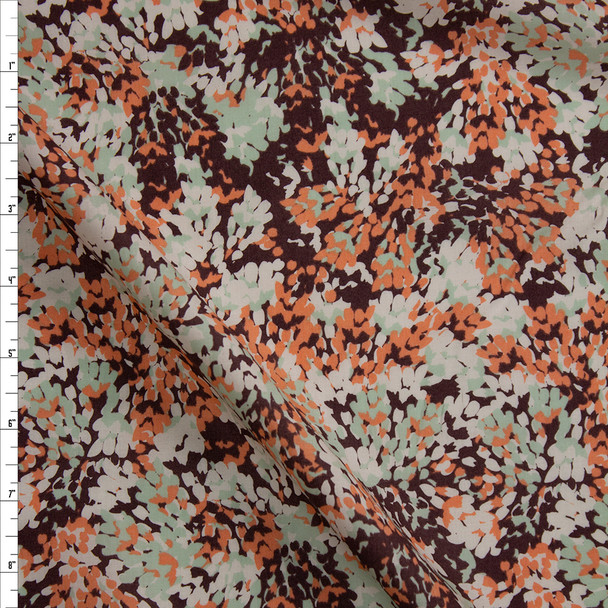 Everblooming Fig Cotton Voile From 'Art Gallery Fabrics' Fabric By The Yard
