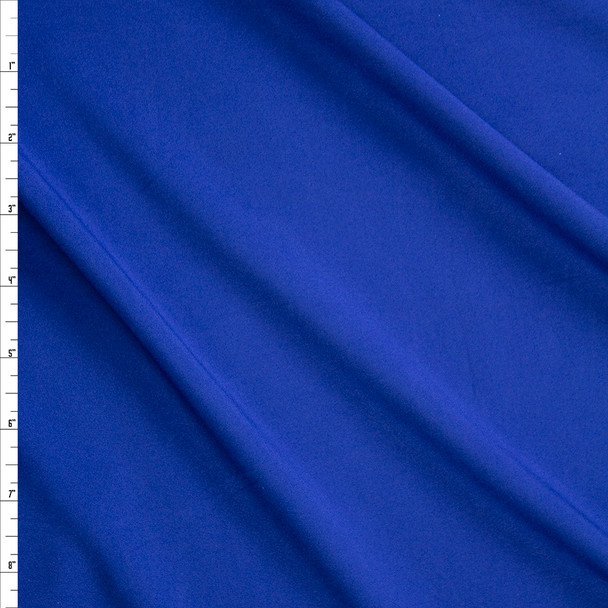 Royal Blue Stretch Poly Lining Fabric By The Yard