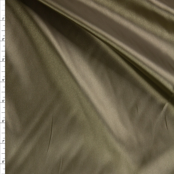 Taupe Acetate Lining Fabric By The Yard