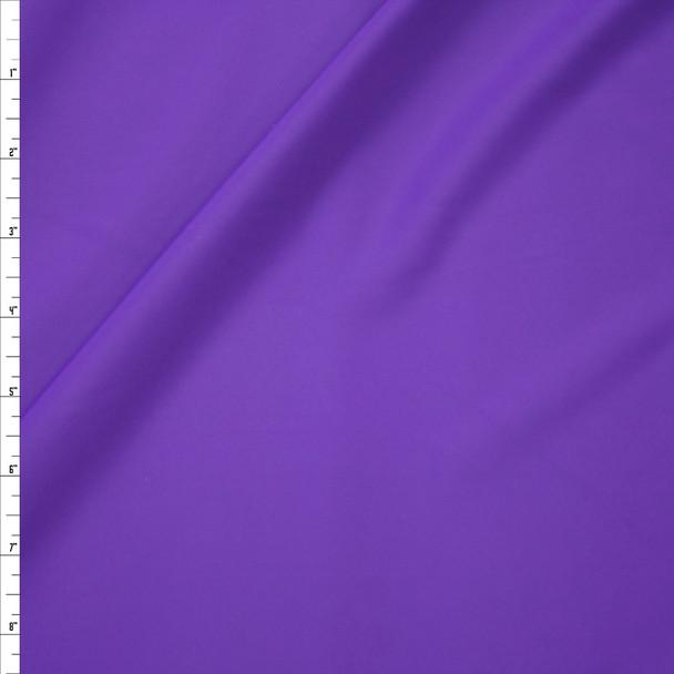 Purple Designer Midweight Nylon/Spandex Fabric By The Yard