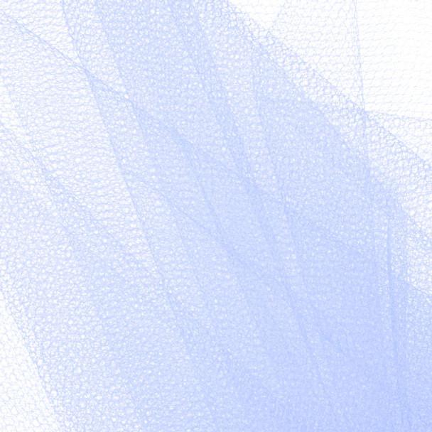 """Baby Blue 72"""" Nylon Net"""