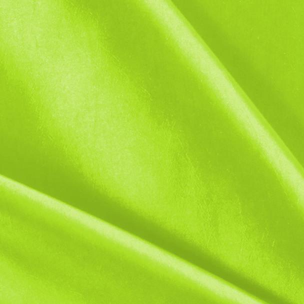 Neon Lime Taffeta