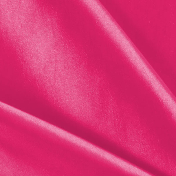 Neon Pink Taffeta Fabric