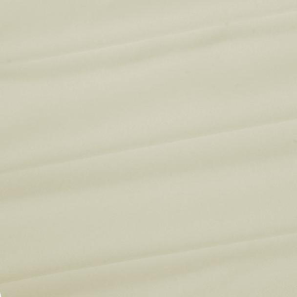 Ivory Poplin Fabric