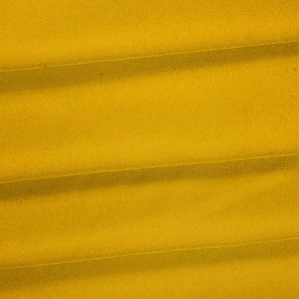 Goldenrod Yellow Polyester Poplin Fabric
