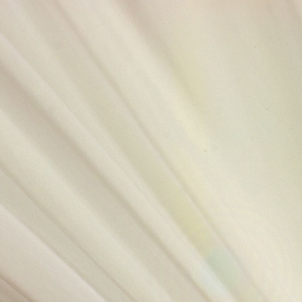 Ivory Two-Tone Chiffon Fabric