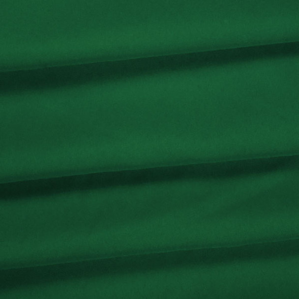 Emerald Green Polyester Poplin Fabric