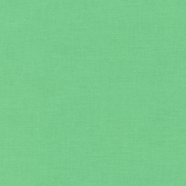 Pistachio Kona Cotton by Robert Kaufman