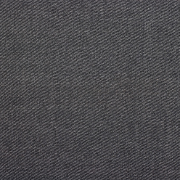 Charcoal Wool Suiting Fabric
