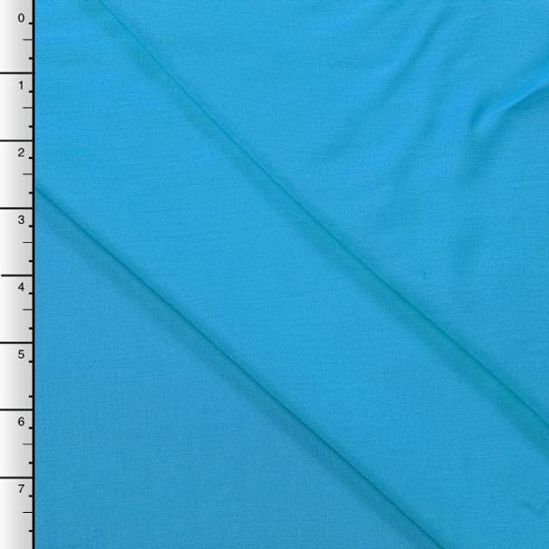 Turquoise Rayon Challis