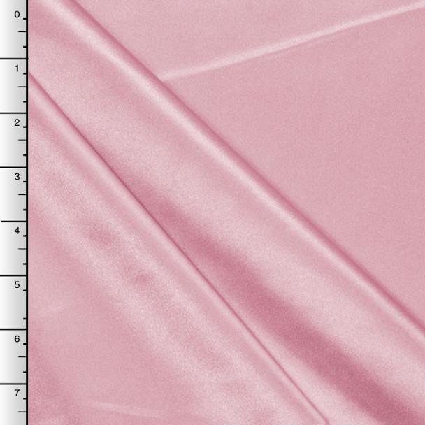 Pink Midweight Bridal Satin