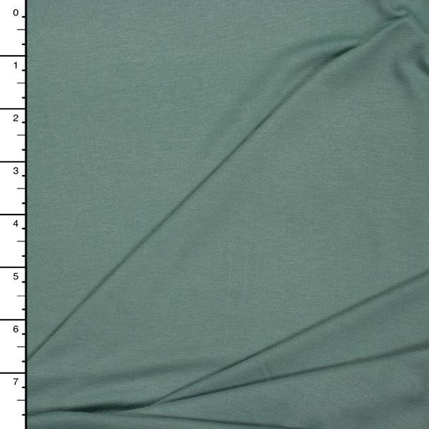 Glacier Grey 4-Way Stretch Jersey Knit