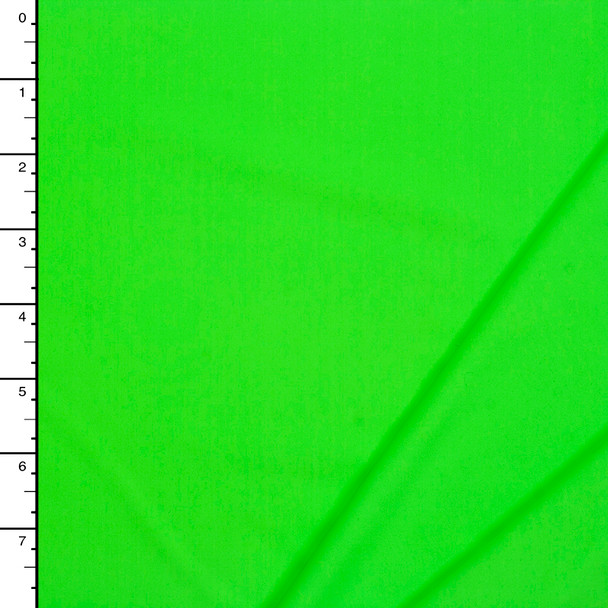 Neon Green 5.8oz Nylon/Lycra