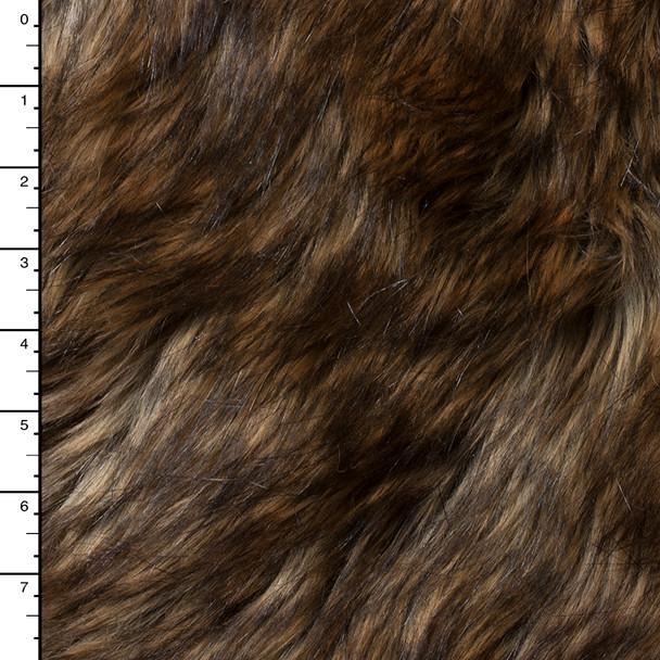 Golden Husky Luxury Faux Fur
