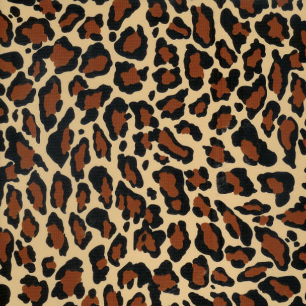 Jaguar Oilcloth