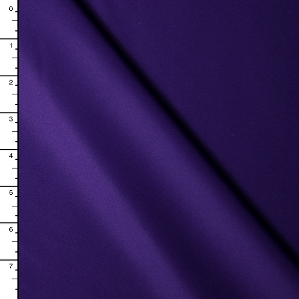 Imperial Purple Techno Knit