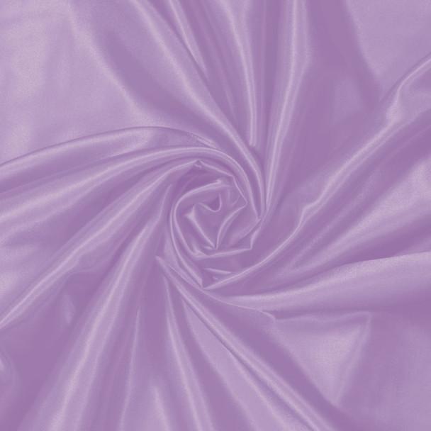 Lavender Charmeuse Satin