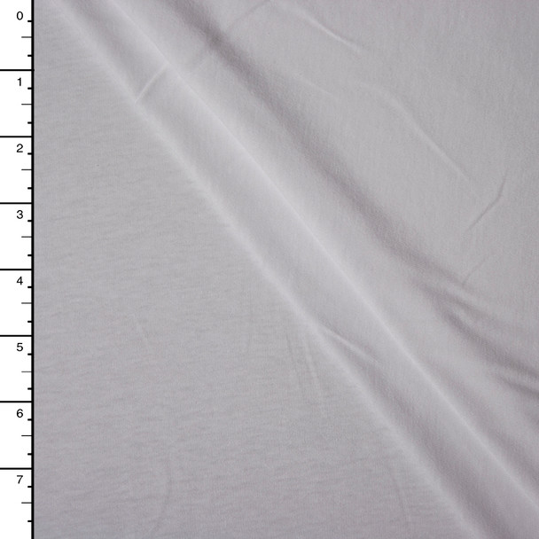 White Organic Cotton Knit