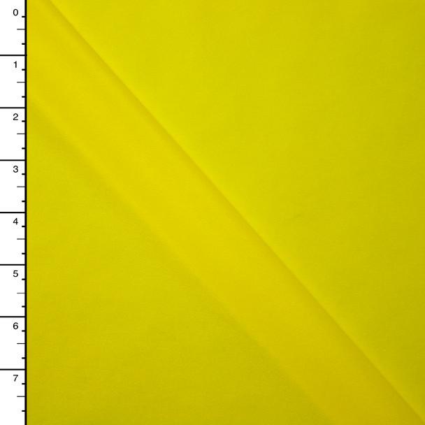 Canary Yellow Value Interlock Knit