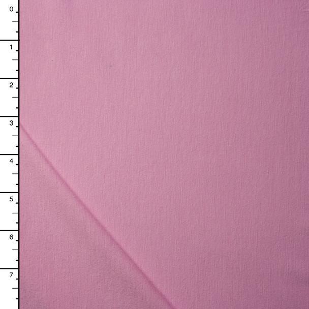Princess Pink Stretch Rayon Jersey Knit