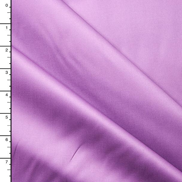 Lavender Cotton Sateen