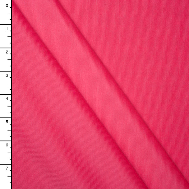 Bubblegum Pink Midweight Stretch Ponte De Roma