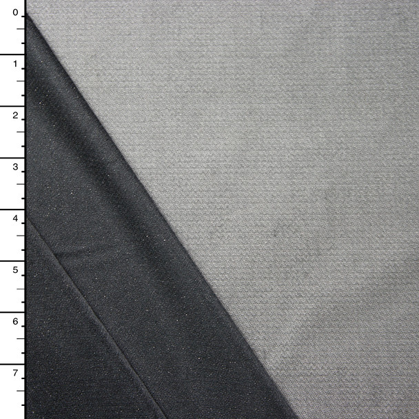 Black Fusible Tricot Interfacing