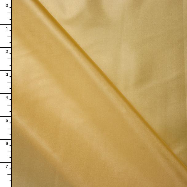 Light Yellow Poly Habotai Lining