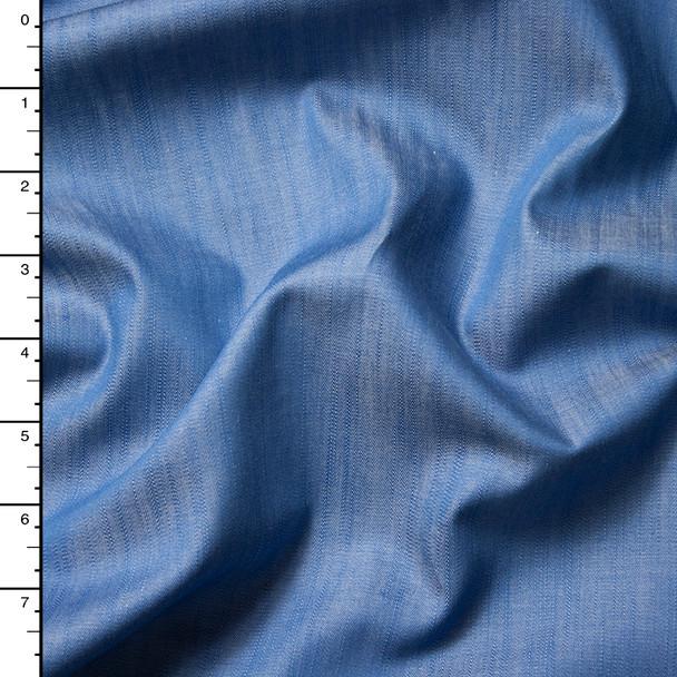 Light Blue Designer Lightweight Tencel Denim