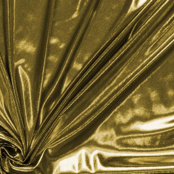 Gold Liquid Lame