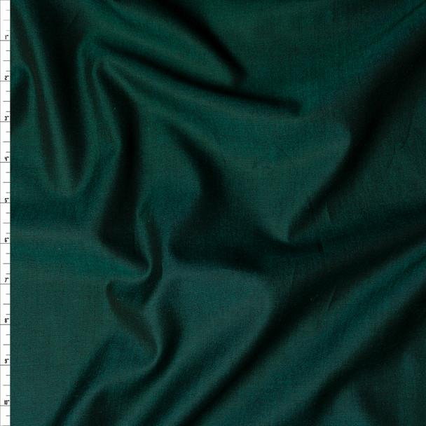 Emerald Green 'Greenwich' Fine Chambray by Robert Kaufman Fabric By The Yard