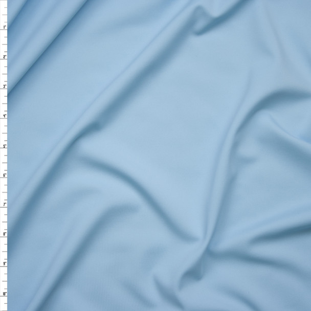 Baby Blue 5.8 oz Nylon/Lycra Fabric By The Yard